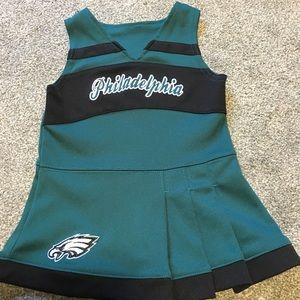 Other - Philadelphia Eagles cheer dress